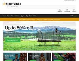 Nro 103 kilpailuun Photoshop product picture into a new background for banner käyttäjältä reshmamanohar19
