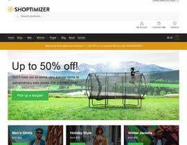 Nro 104 kilpailuun Photoshop product picture into a new background for banner käyttäjältä reshmamanohar19