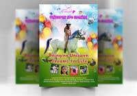Proposition n° 203 du concours Graphic Design pour Flyer Design Kinds Unicorn Event
