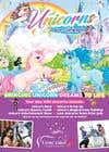 Proposition n° 129 du concours Graphic Design pour Flyer Design Kinds Unicorn Event