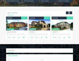 #31 for Real Estate Web Design by amir499