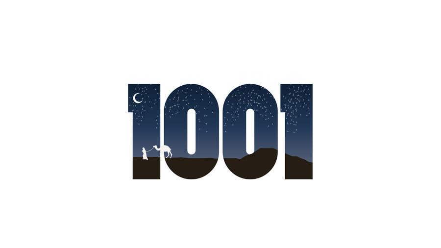 Konkurrenceindlæg #108 for Logo Design for 1001