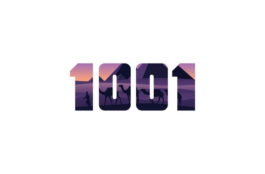 Konkurrenceindlæg #96 for Logo Design for 1001