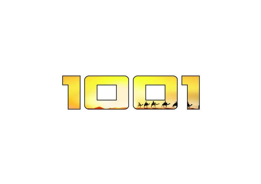 Konkurrenceindlæg #127 for Logo Design for 1001