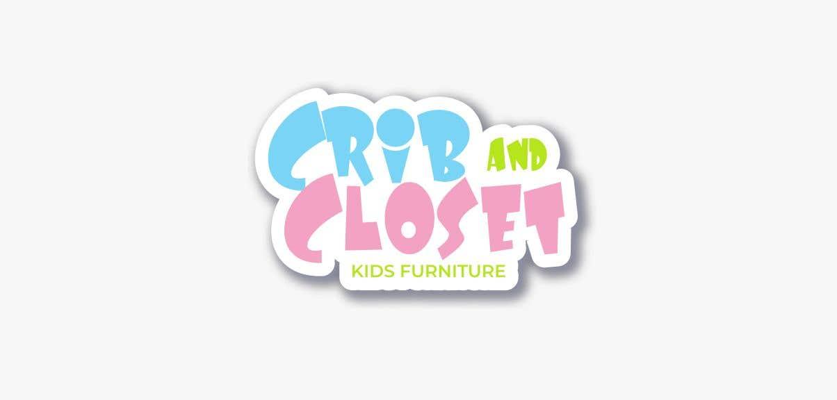 Kilpailutyö #77 kilpailussa Design a logo for Kids Furniture Brand