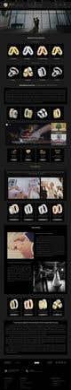 Konkurrenceindlæg #35 billede for Design Landingpage for Wedding Onlineshop