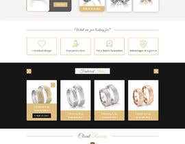 #10 for Design Landingpage for Wedding Onlineshop af pardworker