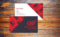 Graphic Design Konkurrenceindlæg #399 for Design Business Cards For Car Parts Company