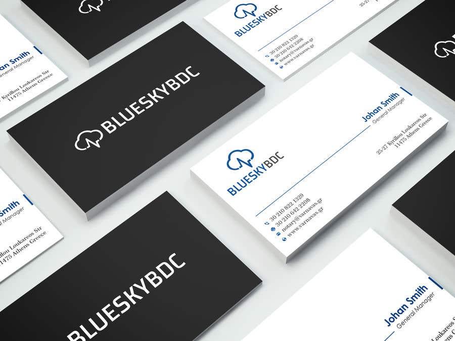Penyertaan Peraduan #127 untuk Startup Company Needs a Logo & Business Card Design