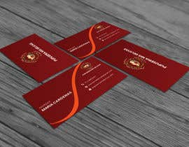 #112 for Design Business Cards For Restaurant Pupuseria by shah14940