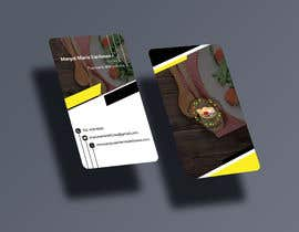 #119 for Design Business Cards For Restaurant Pupuseria by mokhlasur107
