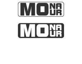 Nro 92 kilpailuun Logo design- MON AMOUR käyttäjältä letindorko2