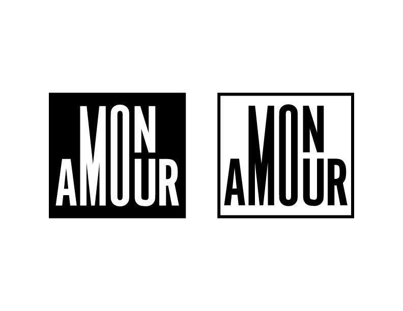Entri Kontes #31 untukLogo design- MON AMOUR