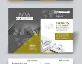 nº 73 pour Design of Capability Statement par shinydesign6