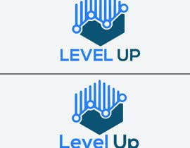 #211 para Logo design for Level Up por sahed3949