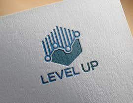 #217 para Logo design for Level Up por sahed3949