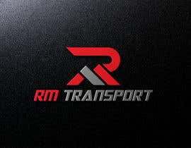 #183 for Make professional logo for transport company by meherab01855
