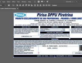 #6 para Alterar tamanho do rotulo e tipo de arquivo para produto DPPU por wricksarya