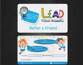 tayyabaislam15 tarafından Design a Referral Voucher same size as business card için no 24