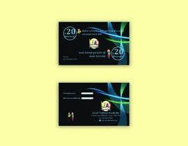 rajia2006sultana tarafından Design a Referral Voucher same size as business card için no 30