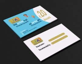muhammadrayhan12 tarafından Design a Referral Voucher same size as business card için no 31