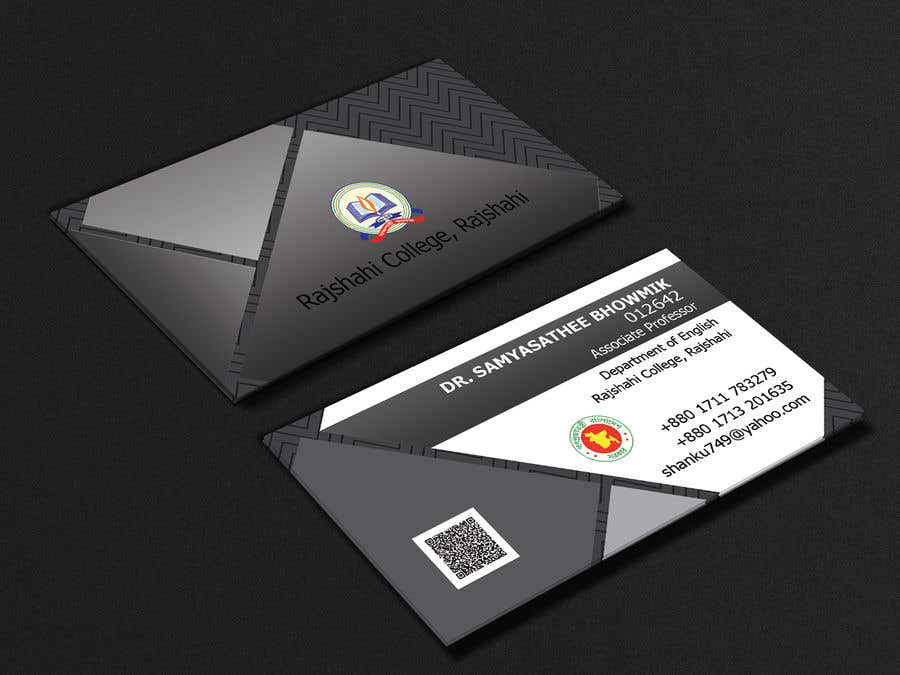 Contest Entry #314 for Business Card Design.