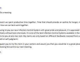 #2 для Thank you letter (email) /Sales Letter от Liptonkd