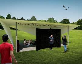 Nro 15 kilpailuun 3D Set's Shelter/Roof design käyttäjältä FajarIM