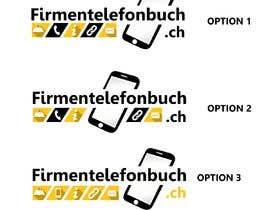 #19 untuk New Logo: Firmentelefonbuch oleh DonnaMoawad