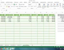 Daniel101188 tarafından Calculation Excel formulas and datasheet connection için no 18