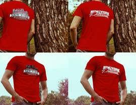 #14 for redesign Tshirt logo - NYP af mrsi
