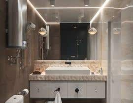 #38 para Bathroom redesign de na4028070