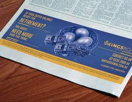 #41 untuk Create a newspaper Ad oleh stylishwork