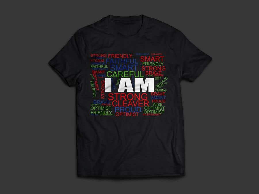Kilpailutyö #26 kilpailussa I need a T-shirt design