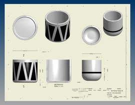 #22 untuk Pot Planter Design oleh meongwae