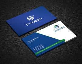 #377 untuk Design a business card oleh Uttamkumar01