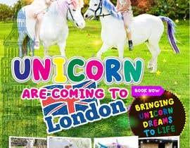 Nro 26 kilpailuun Multiple Facebook and Istagram adverts needed kids Unicorn Event käyttäjältä atidoria