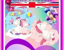Nro 6 kilpailuun Multiple Facebook and Istagram adverts needed kids Unicorn Event käyttäjältä Shafqatmaqbool