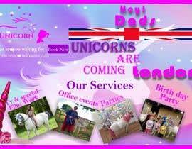 Nro 11 kilpailuun Multiple Facebook and Istagram adverts needed kids Unicorn Event käyttäjältä Shafqatmaqbool