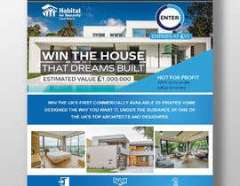 #101 for Flyer Design for Dream Home House Raffle by mdmehedi1
