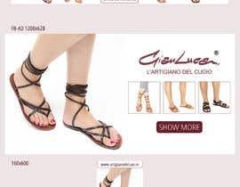 #23 for ADS Banner for shoes website: shop now! af oobqoo