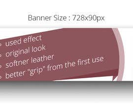 #52 para ADS Banner for shoes website: shop now! por becretive