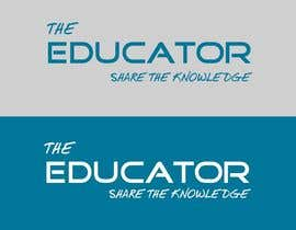 #1 para Logo Design for The Educator por nfouE