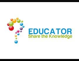 #13 para Logo Design for The Educator por OneTeN110