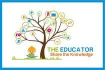 Logo Design for The Educator için Graphic Design65 No.lu Yarışma Girdisi