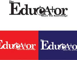 #6 for Logo Design for The Educator by TomDalyDesigns