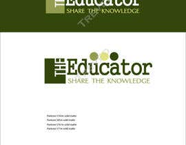 #10 for Logo Design for The Educator by treved