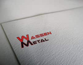 #44 for Logo for metal company by ixsaiful