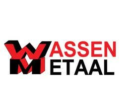 #54 for Logo for metal company by aliabdelhasi