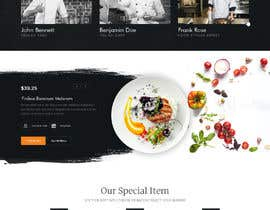 #103 для Design A Website and Logo For Restaurant от saidesigner87